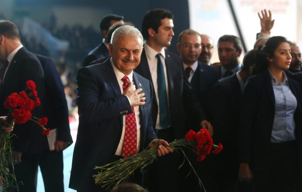 Binali Yıldırım AK Parti'nin 3. Genel Başkanı galerisi resim 2