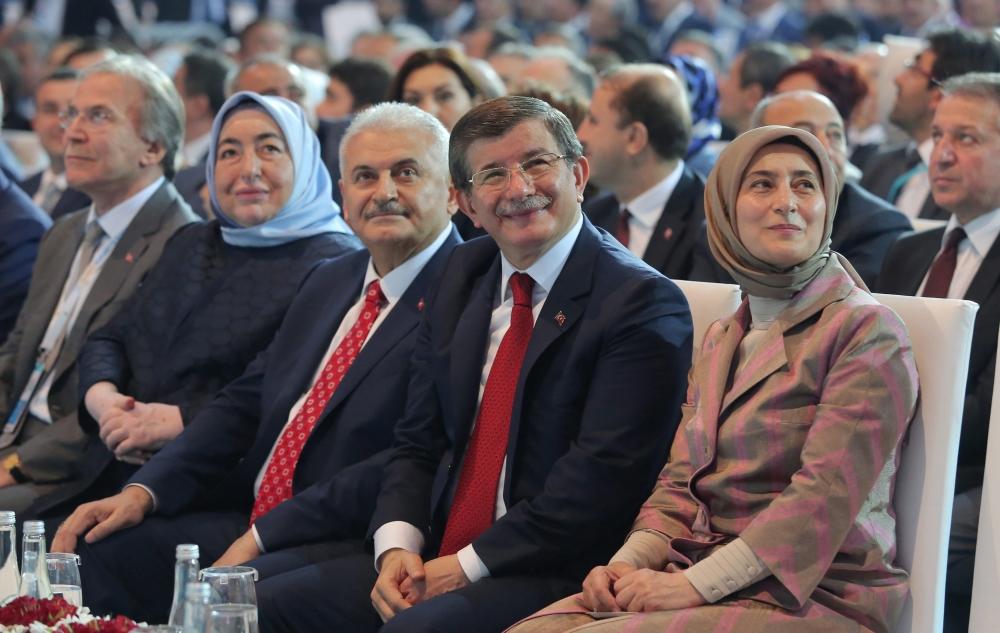 Binali Yıldırım AK Parti'nin 3. Genel Başkanı galerisi resim 3