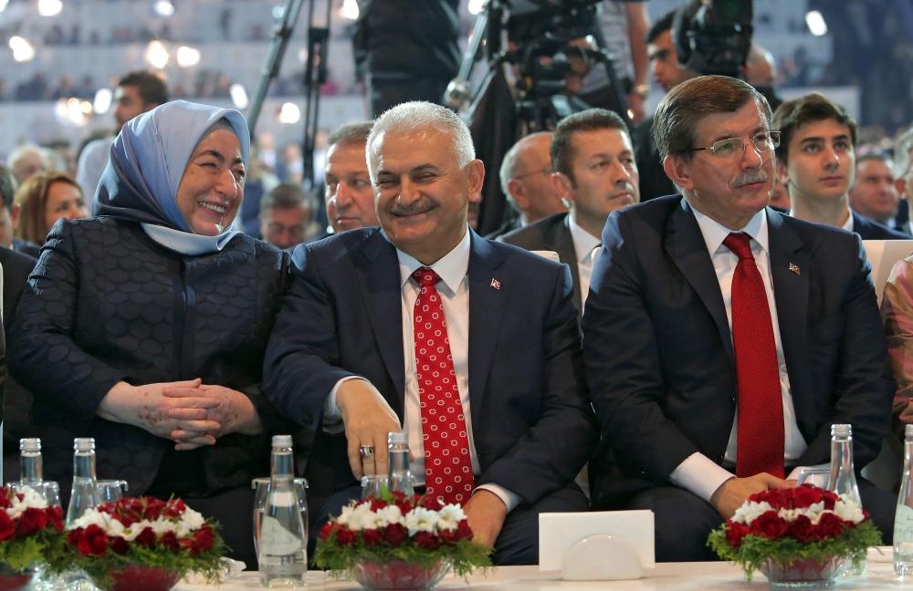 Binali Yıldırım AK Parti'nin 3. Genel Başkanı galerisi resim 4