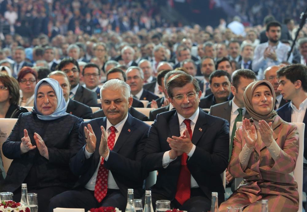 Binali Yıldırım AK Parti'nin 3. Genel Başkanı galerisi resim 7