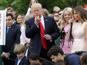 George Floyd protestolarına Trump'ın küçük kızı da destek verdi