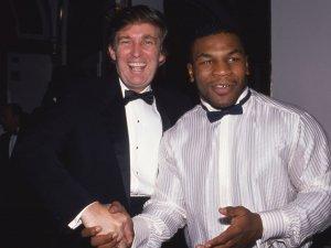 Yıllar önce Mike Tyson'ın Donald Trump'ı dövmeye kalktığı iddia edi
