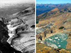 İklim Değişikliği şaka değil! İşte kanıt fotoğraflar