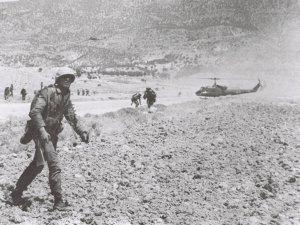 Kıbrıs Barış Harekatı'nın 46. Yılına özel tarihi fotoğraflar