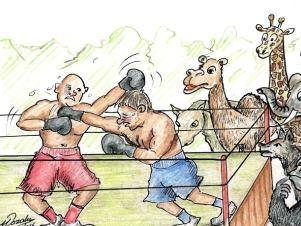 İşte Mustafa Tozakı'nın segide boy gösterecek karikatürleri galerisi resim 2