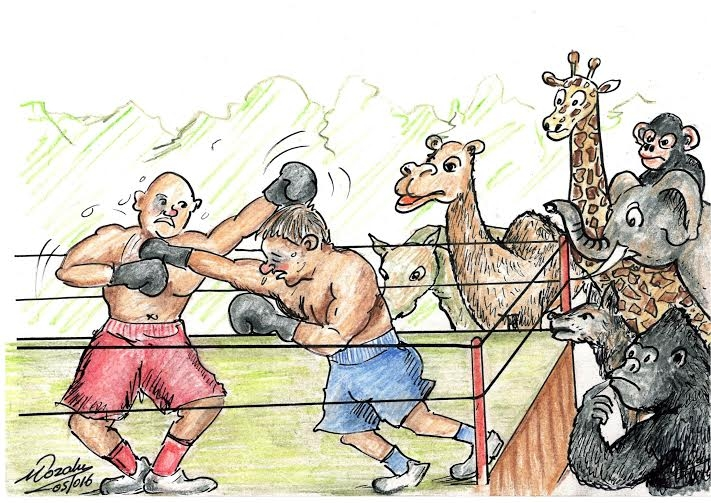 İşte Mustafa Tozakı'nın segide boy gösterecek karikatürleri galerisi resim 6