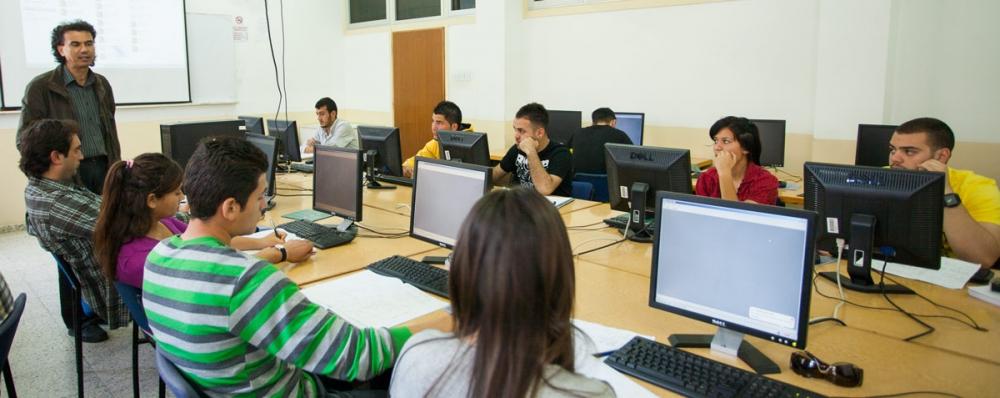 DAÜ'nün yeni bilişim sistemleri ve teknolojileri programı öğrencilerini  galerisi resim 6
