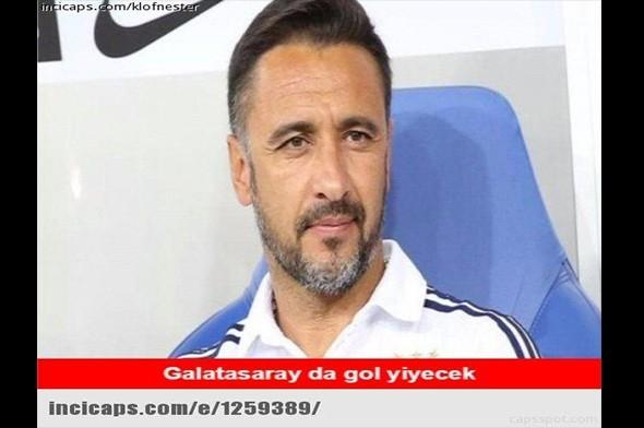 Galatasaray - Fenerbahçe maçı sonrası capsler patladı galerisi resim 3