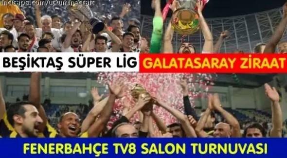 Galatasaray - Fenerbahçe maçı sonrası capsler patladı galerisi resim 4