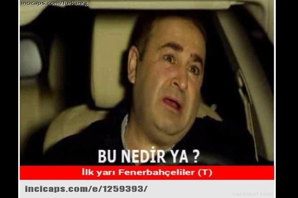 Galatasaray - Fenerbahçe maçı sonrası capsler patladı galerisi resim 7