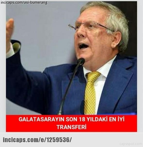 Galatasaray - Fenerbahçe maçı sonrası capsler patladı galerisi resim 8