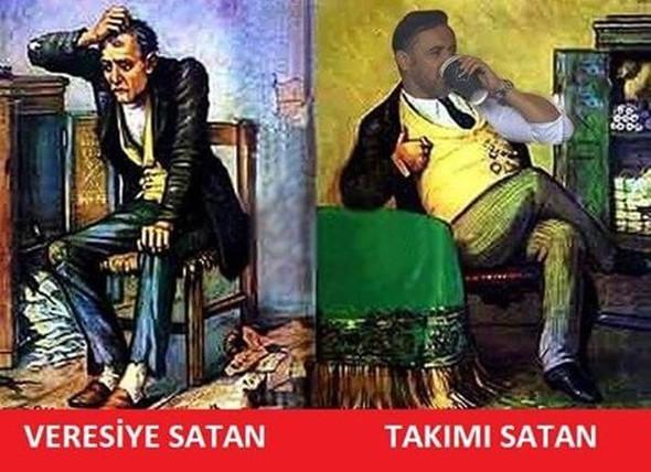Galatasaray - Fenerbahçe maçı sonrası capsler patladı galerisi resim 9