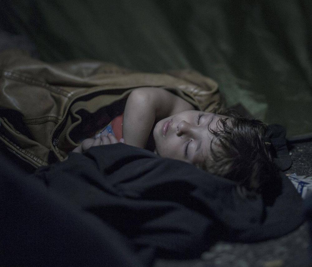 Mülteci çocukların dramı galerisi resim 20