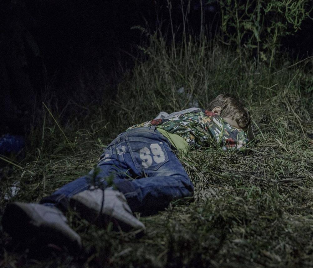 Mülteci çocukların dramı galerisi resim 22