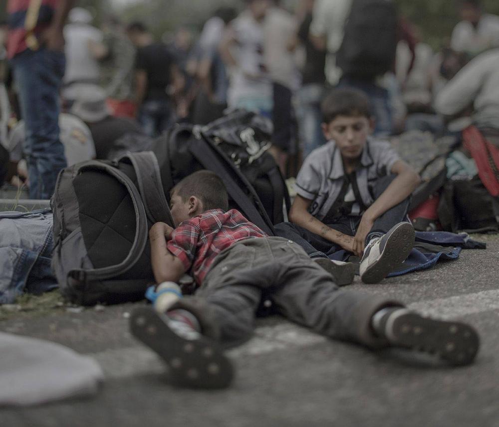 Mülteci çocukların dramı galerisi resim 7