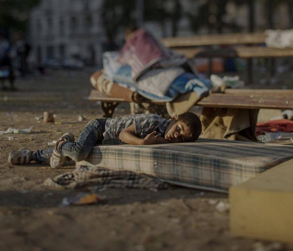 Mülteci çocukların dramı galerisi resim 8