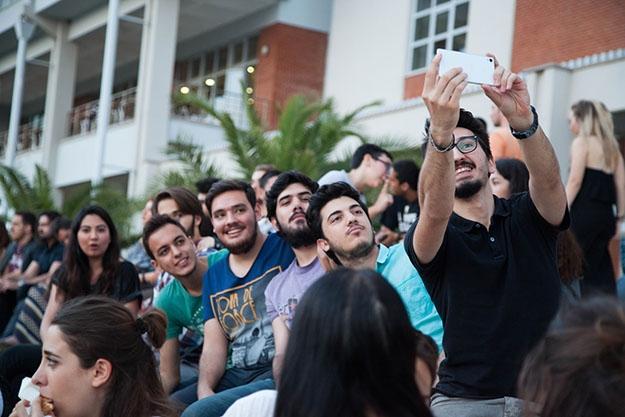ODTÜ Kuzey Kıbrıs Kampüsünde  Bahar Coşkusu galerisi resim 2