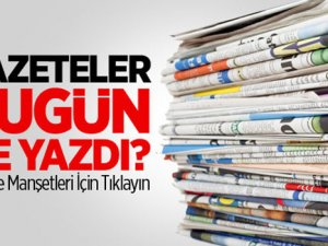KKTC'de gazeteler ne yazdı? 27 Eylül 2020 Pazar