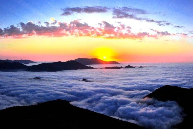 Bulutların üzerindeki yayla seyri doyumsuz manzarasıyla büyülüyor galerisi resim 3