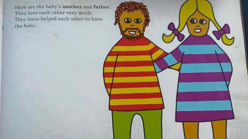 50 yıl önceki kitapta ''çocuk nasıl yapılır?'' sorusuna esaslı cevap galerisi resim 1