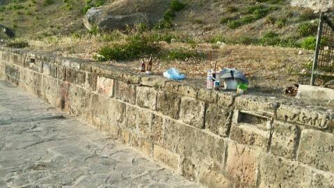 Duyarsız insanlar Girne'yi pisliğe boğdu galerisi resim 7