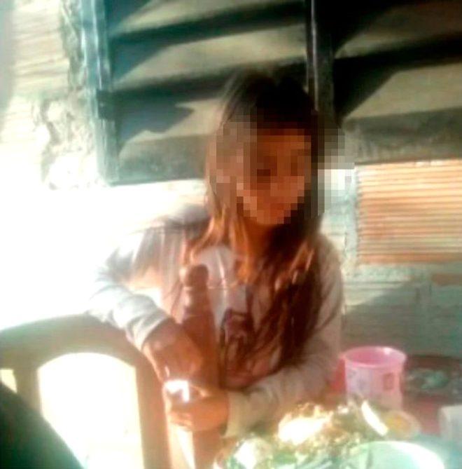 Küçük kıza cinsel istismarda bulunup öldüren caniyi halk maket bıçağı il galerisi resim 1