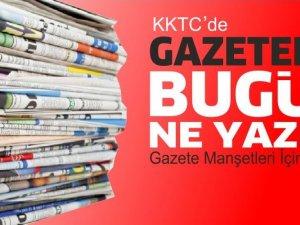 KKTC'de Gazeteler Bugün Ne Yazdı? 26 Ekim 2020 Pazartesi