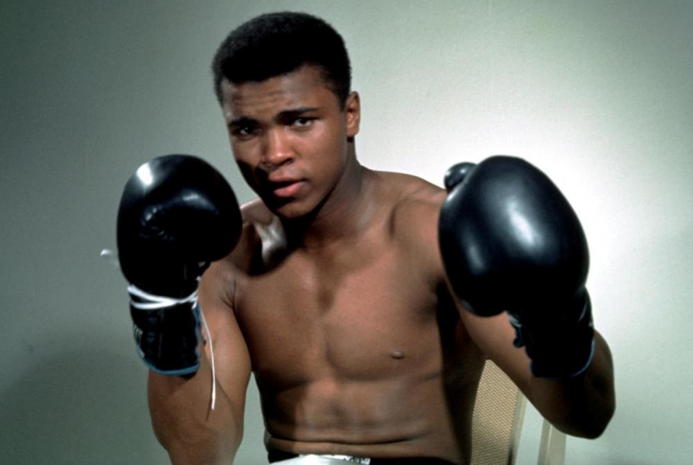 Reuters objektifinden Muhammed Ali galerisi resim 1