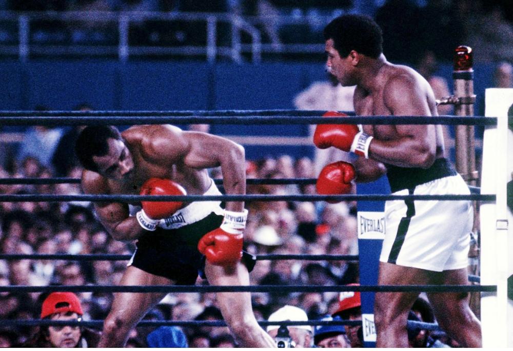 Reuters objektifinden Muhammed Ali galerisi resim 12