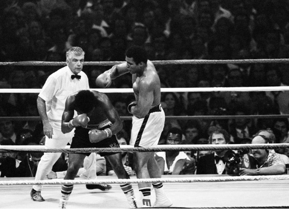 Reuters objektifinden Muhammed Ali galerisi resim 13