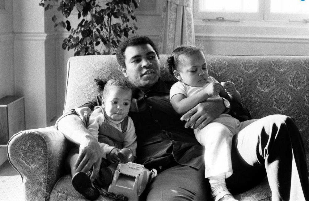 Reuters objektifinden Muhammed Ali galerisi resim 14