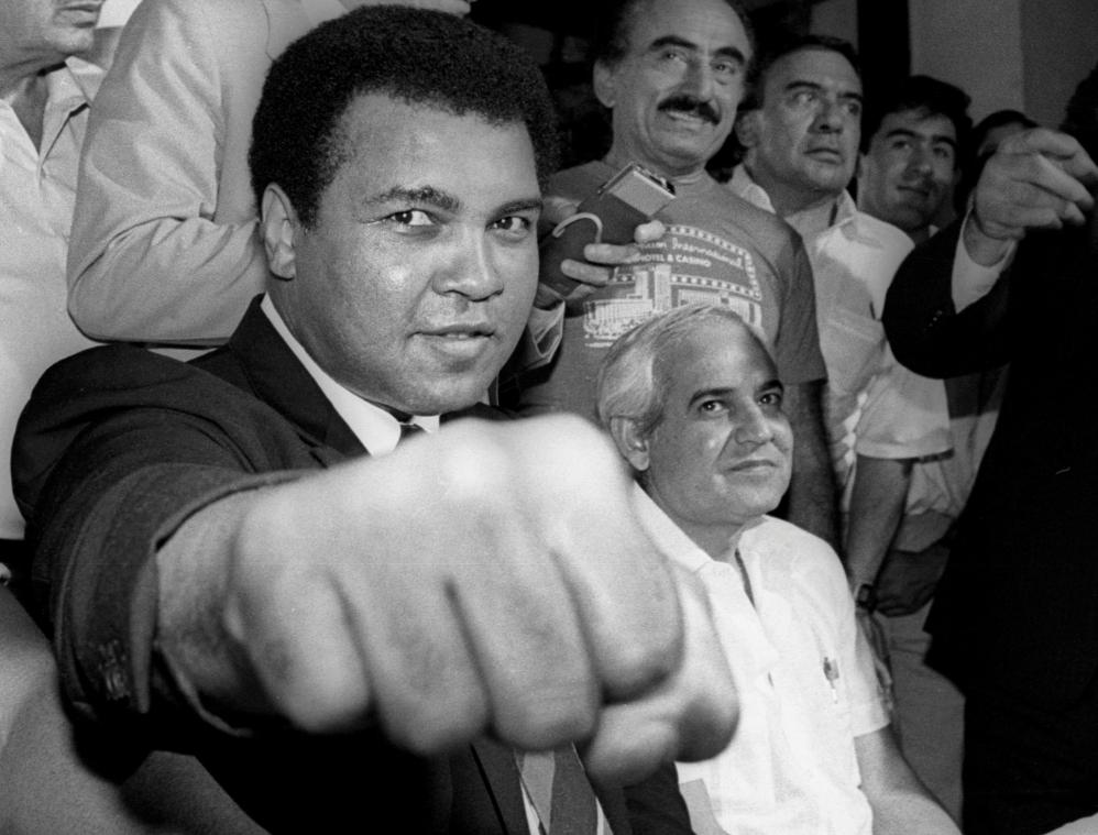 Reuters objektifinden Muhammed Ali galerisi resim 15