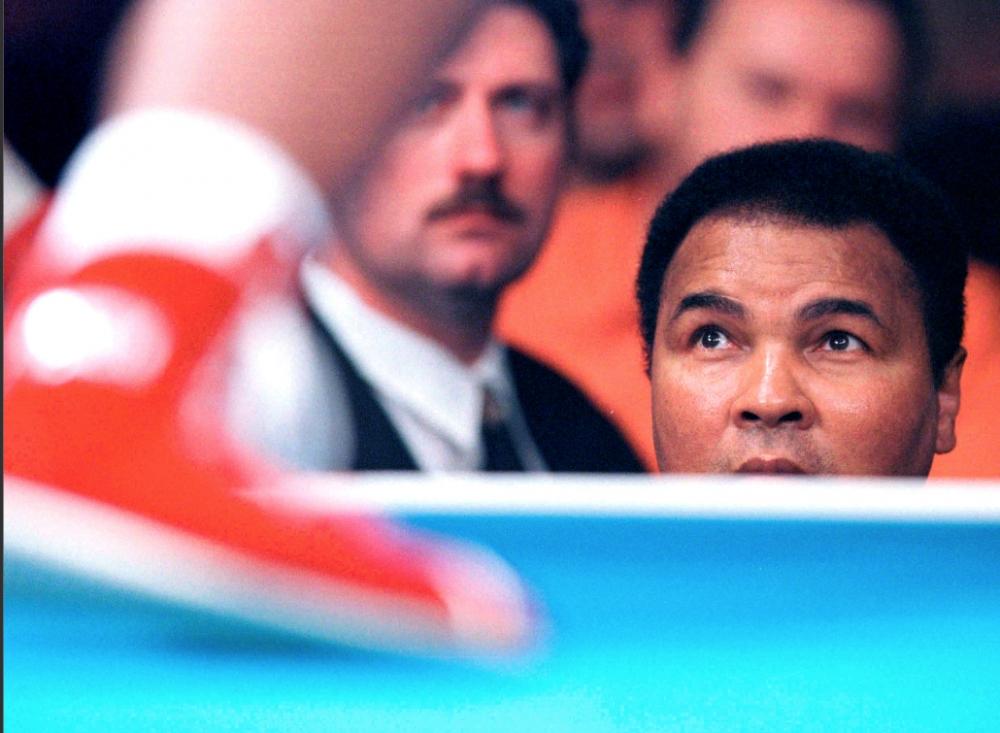 Reuters objektifinden Muhammed Ali galerisi resim 17