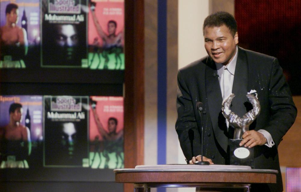 Reuters objektifinden Muhammed Ali galerisi resim 18