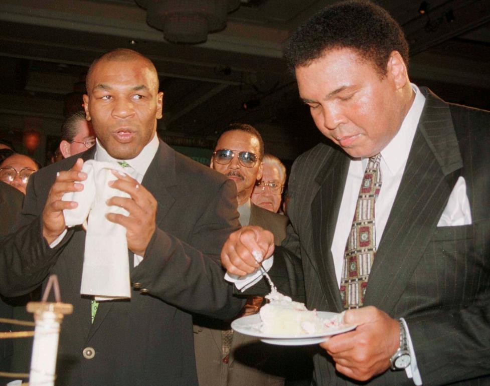 Reuters objektifinden Muhammed Ali galerisi resim 19