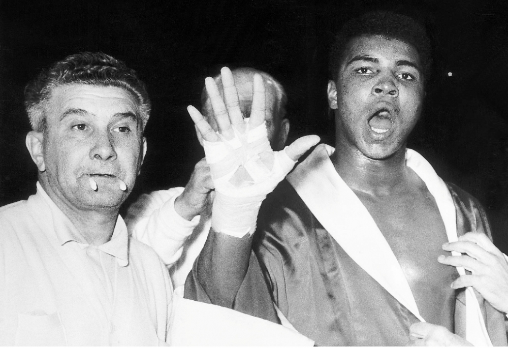 Reuters objektifinden Muhammed Ali galerisi resim 2