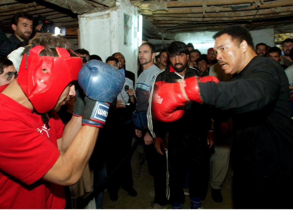 Reuters objektifinden Muhammed Ali galerisi resim 20
