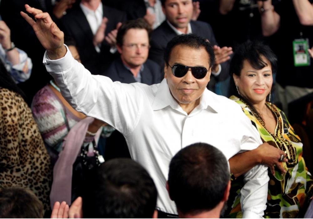 Reuters objektifinden Muhammed Ali galerisi resim 22