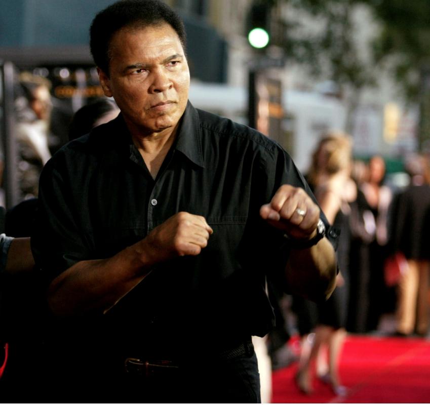 Reuters objektifinden Muhammed Ali galerisi resim 23