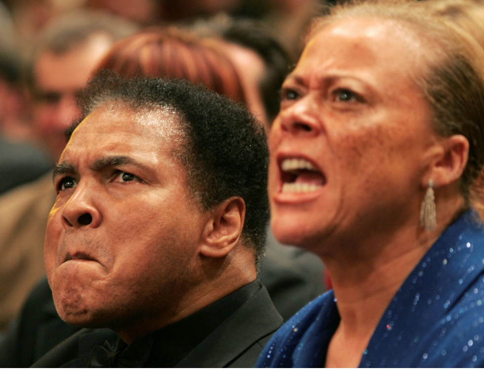 Reuters objektifinden Muhammed Ali galerisi resim 24