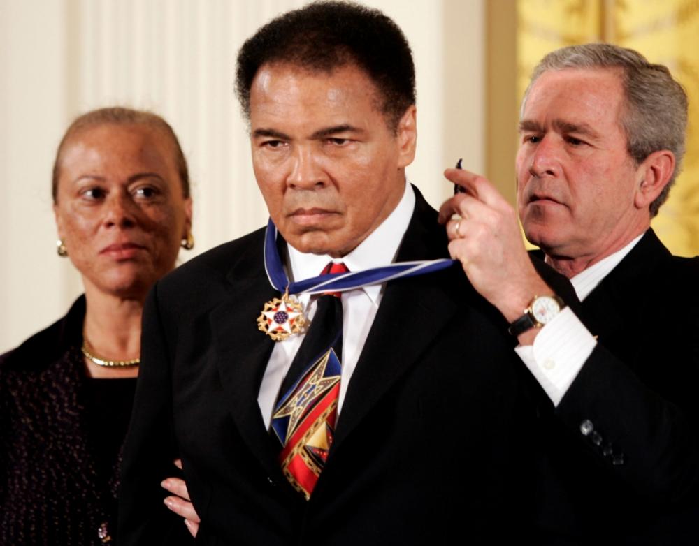 Reuters objektifinden Muhammed Ali galerisi resim 25