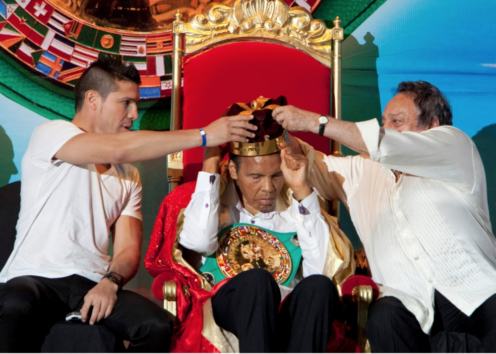 Reuters objektifinden Muhammed Ali galerisi resim 27