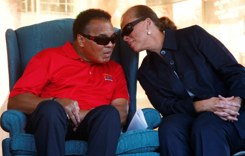 Reuters objektifinden Muhammed Ali galerisi resim 29