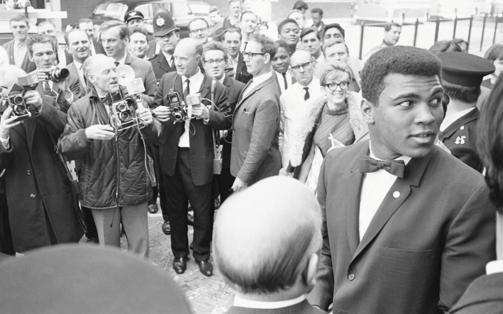 Reuters objektifinden Muhammed Ali galerisi resim 3