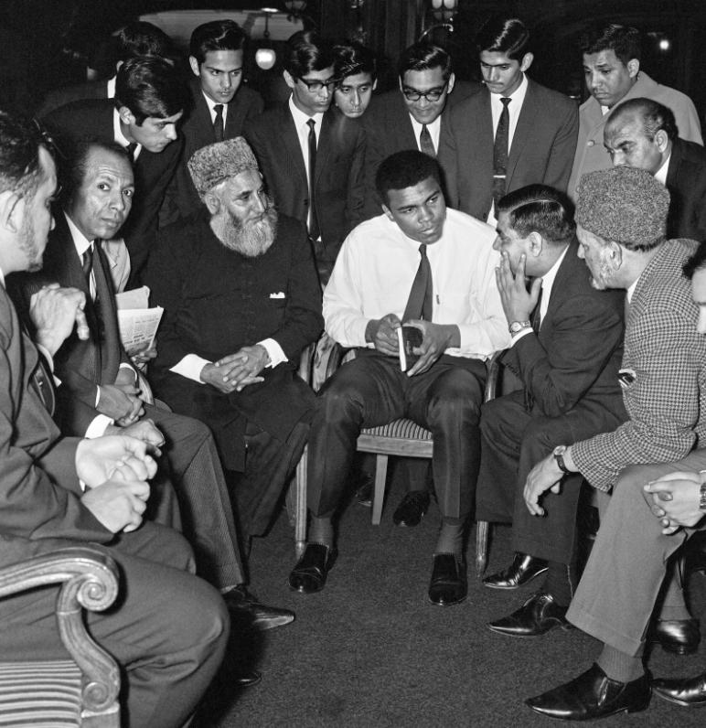Reuters objektifinden Muhammed Ali galerisi resim 4