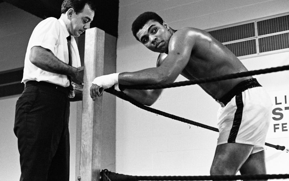 Reuters objektifinden Muhammed Ali galerisi resim 6