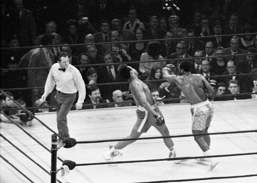 Reuters objektifinden Muhammed Ali galerisi resim 8