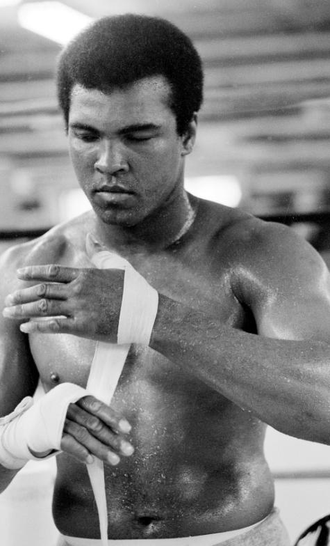 Reuters objektifinden Muhammed Ali galerisi resim 9