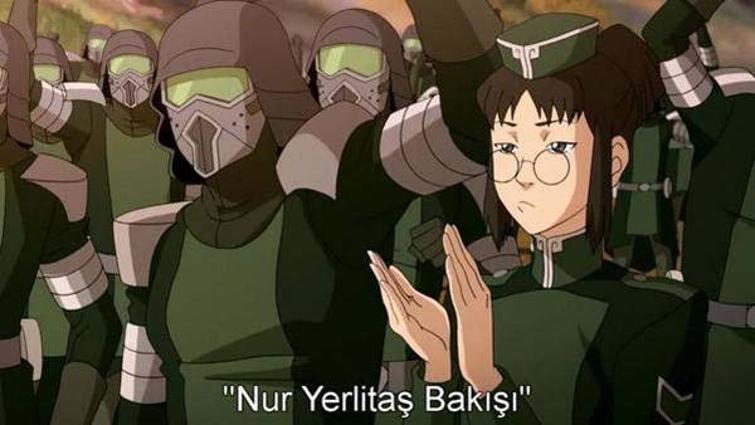 Dili türkçeleşirken, kültürü de türkleşmiş altyazılar galerisi resim 33
