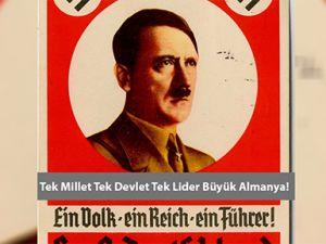 İşte Hitlerin propagandası!